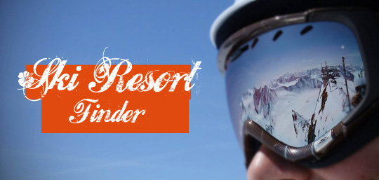 Ski Resort Finder