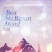 Best Ski Resort Award 2016