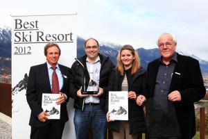 Bei Best Ski Resort 2012 erreichte die Aletsch Arena Platz 2