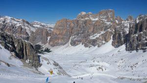 Cortina d'Ampezzo: 5 Torri und Lagazuoi