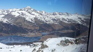 St. Moritz: Corvatsch