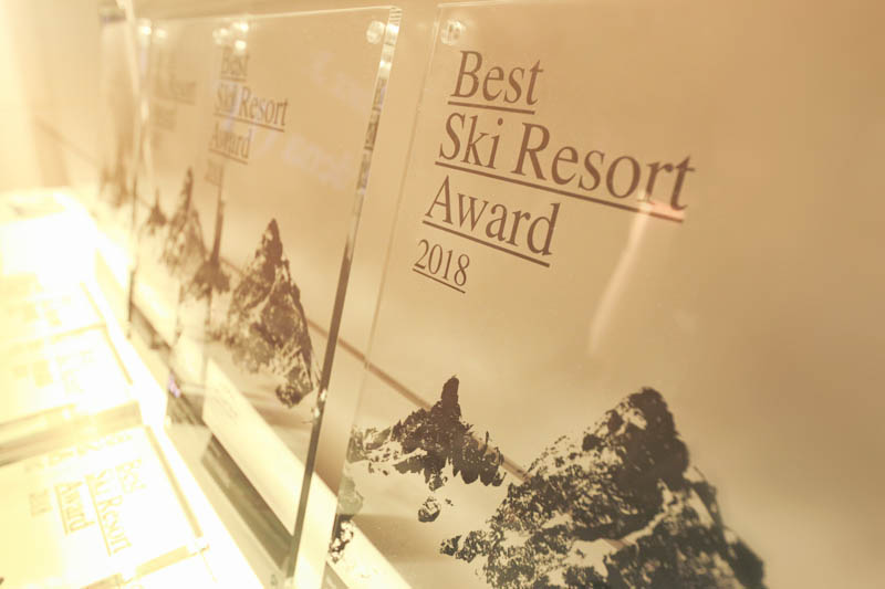 Best Ski Resort Awards 2018